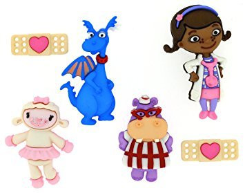 Dress It Up: Disney Doc McStuffins -nappipakkaus