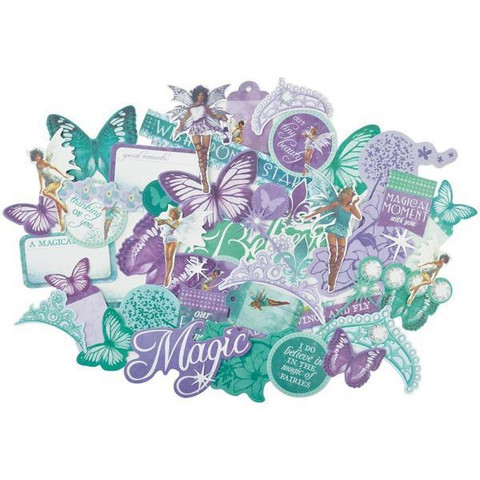 Collectables Die Cut Shapes: Fairy Dust