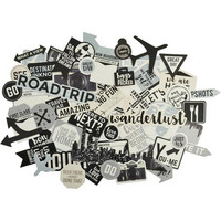 Collectables Die Cut Shapes: Just Landed