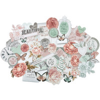 Collectables Die Cut Shapes: Sage & Grace