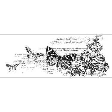 Clear Stamps: Botanical