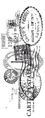 Clear Stamps: Postmarks
