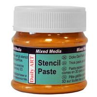 Stencil Paste: Bronze 25ml