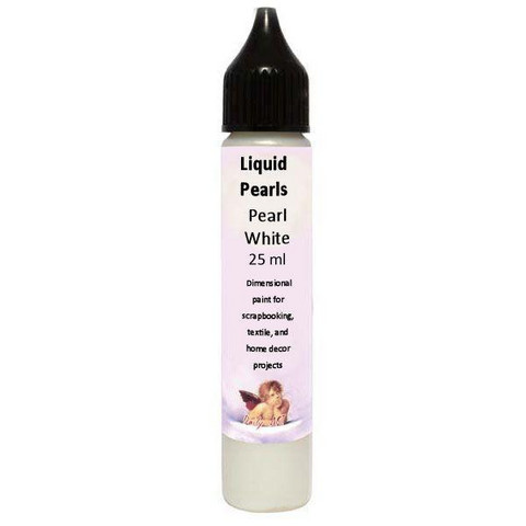 Liquid Pearls : Pearl White 25ml