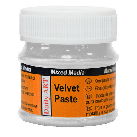Velvet Paste: Mother of Pearl 50ml