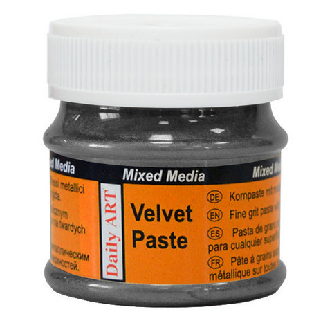 Velvet Paste: Black Pearl 50ml