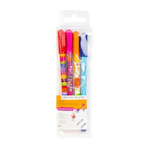Summer Fiesta Pen Set