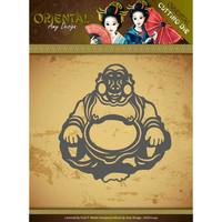 Oriental: Happy Buddha  -stanssi