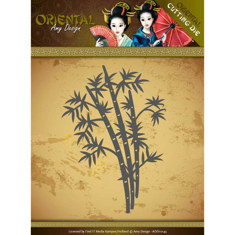 Oriental: Bamboo  -stanssi