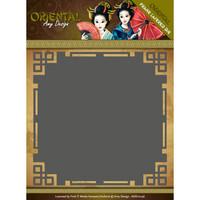 Oriental: Oriental Frame  -stanssi