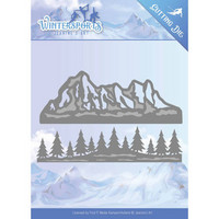 Wintersports: Mountain Borders -stanssisetti