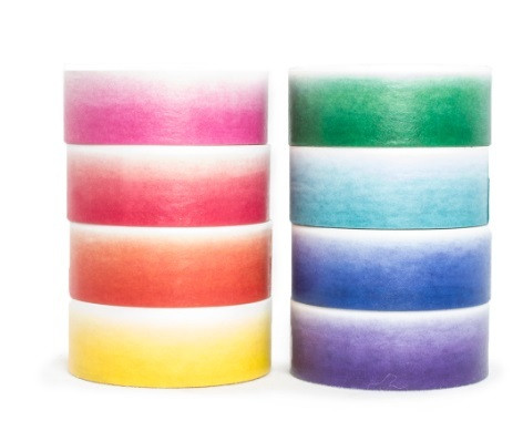 Park Lane Paperie Washitube: Ombre