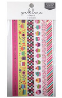 Park Lane Paperie Washi Stickers: Celebrate Borders