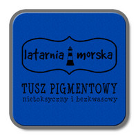 Latarnia Morska: Medium Blue - mustetyyny