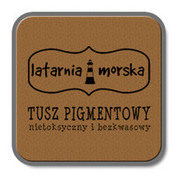 Latarnia Morska: Light Brown - mustetyyny