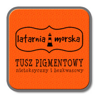 Latarnia Morska: Orange - mustetyyny