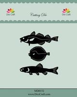 Fish -stanssisetti