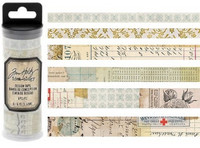 Tim Holtz Design Tape: Salvaged