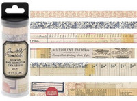 Tim Holtz Design Tape: Merchant