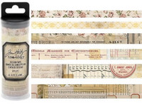 Tim Holtz Design Tape: Remnants