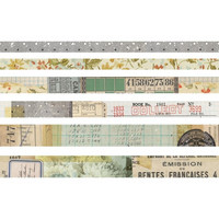 Tim Holtz Design Tape: Collector