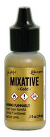 Alcohol Ink Mixative 15 ml :  Gold