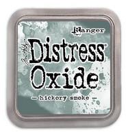 Distress Ink Oxide: Hickory Smoke  -mustetyyny