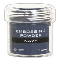 Embossing Powder: Navy 34ml