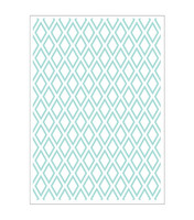 Park Lane Paperie 5x7 Embossing Folder: Diamond