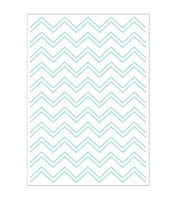 Park Lane Paperie 5x7 Embossing Folder: Chevron