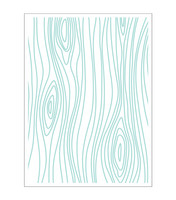 Park Lane Paperie  Embossing Folder: Woodgrain