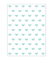 Park Lane Paperie  Embossing Folder: Mini Heart