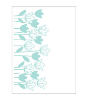 Park Lane Paperie  Embossing Folder: Tulip