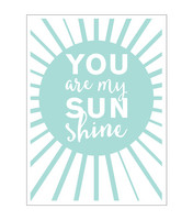 Park Lane Paperie  Embossing Folder: Sunshine