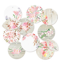 Love in Bloom Decoration Tags 1  - koristeet