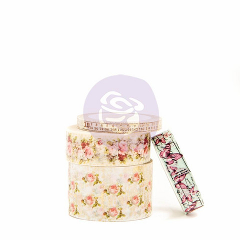 Prima Marketing: Misty Rose Decorative Tape - washipakkaus