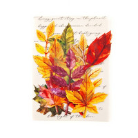 Prima Marketing Leaf Embellishments: Fall Solstice