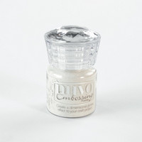 Nuvo Glitter Embossing Powder: Shimmering Pearl 22ml