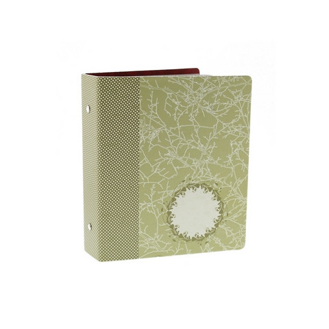 Storybook Mini Binder Album: Avent -kansio