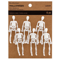 Recollections Halloween:  Mini Skeletons