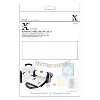 XCut: Adhensive Vellum Sheets A5  - pakkaus
