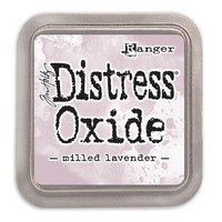 Distress Ink Oxide: Milled Lavender -mustetyyny