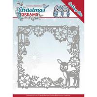 Christmas Dreams: Christmas Animal Frame  -stanssi