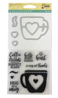 Stamp & Die Set: Cup