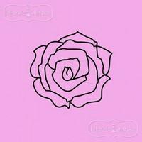 Latarnia Morska:  Rose Small - unmounted leimasin