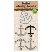 Stamp & Cut: Anchor -setti