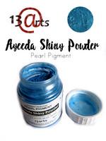 Ayeeda Shiny Powder: Luster Pure Blue - helmiäisjauhe