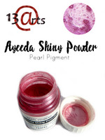 Ayeeda Shiny Powder: Rose Violet Red - helmiäisjauhe
