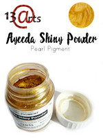 Ayeeda Shiny Powder: Royal Gold Satin - helmiäisjauhe