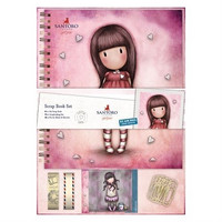 Gorjuss Scrapbook Set - pakkaus